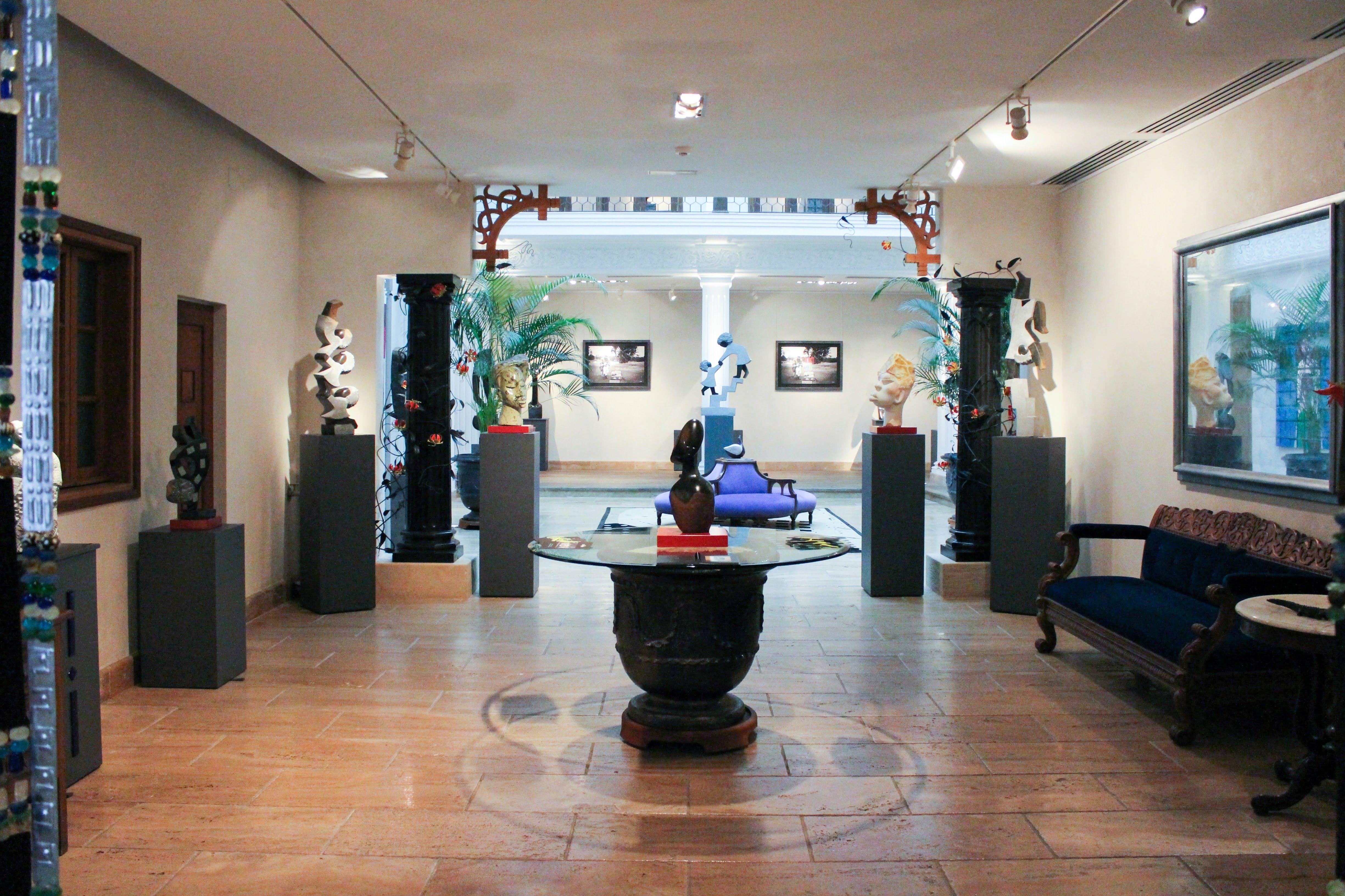 Foto 3 de African art gallery en Madrid | Gazzambo Gallery
