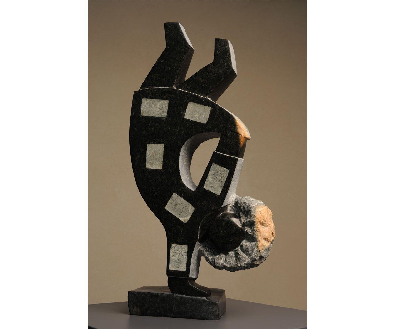 La Voltereta, 52 x 28 cm. Dominic Benhura.