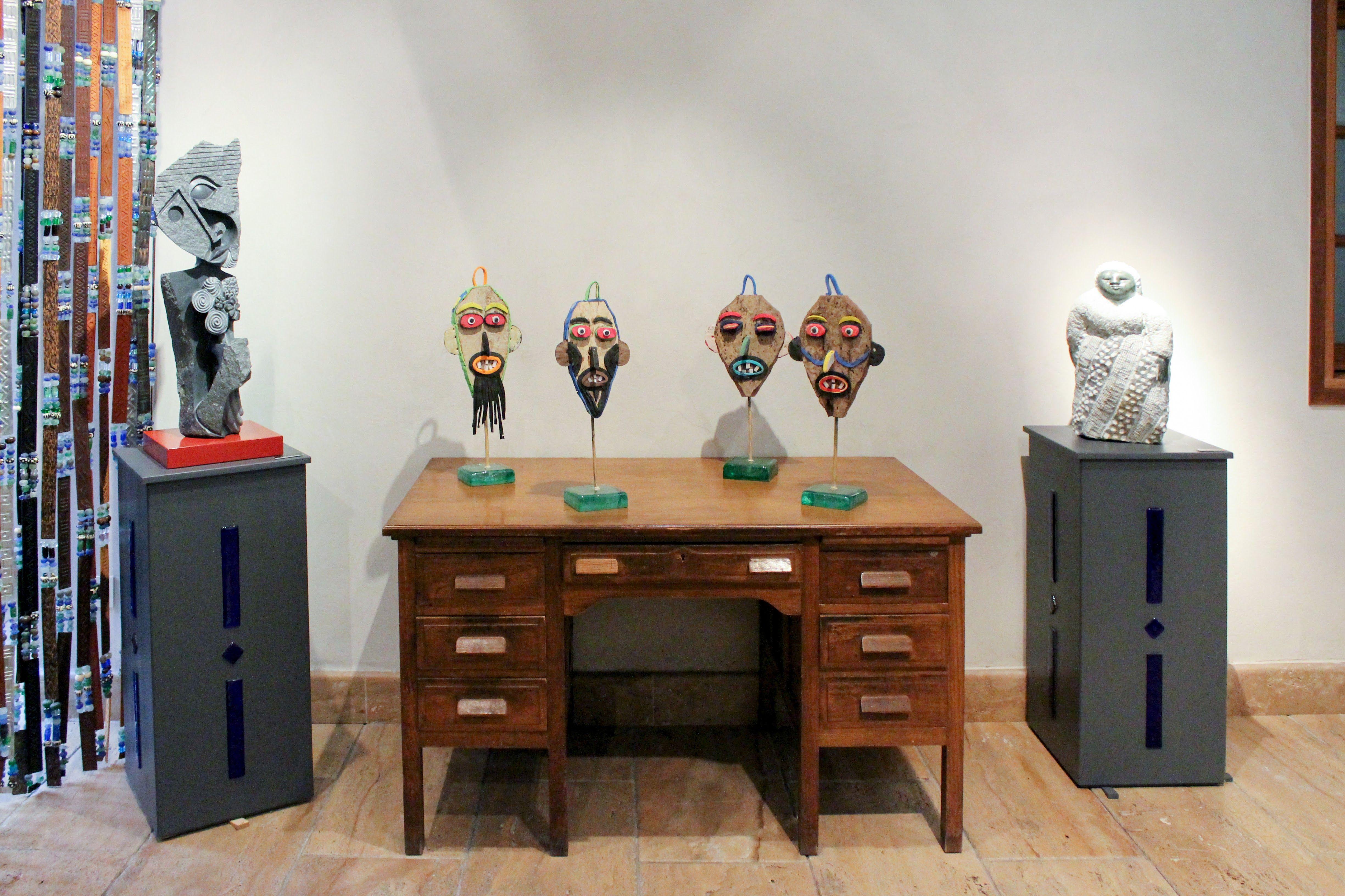 Foto 2 de African art gallery en Madrid | Gazzambo Gallery