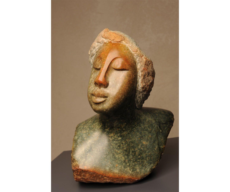 Patience, 30 x 27 cm. Agnes Nyanhongo.