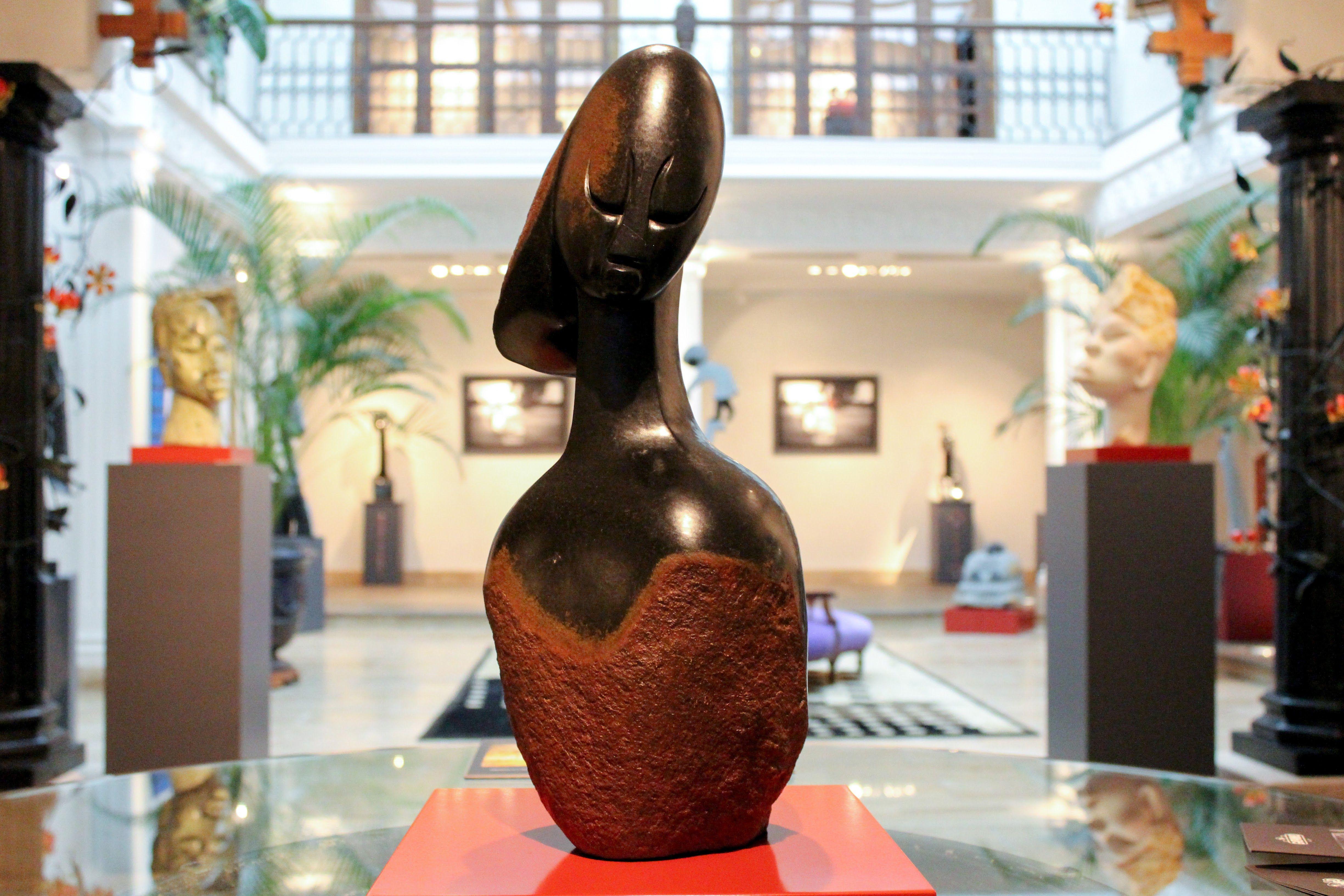 Foto 1 de Galería de arte africano en Madrid | Gazzambo Gallery
