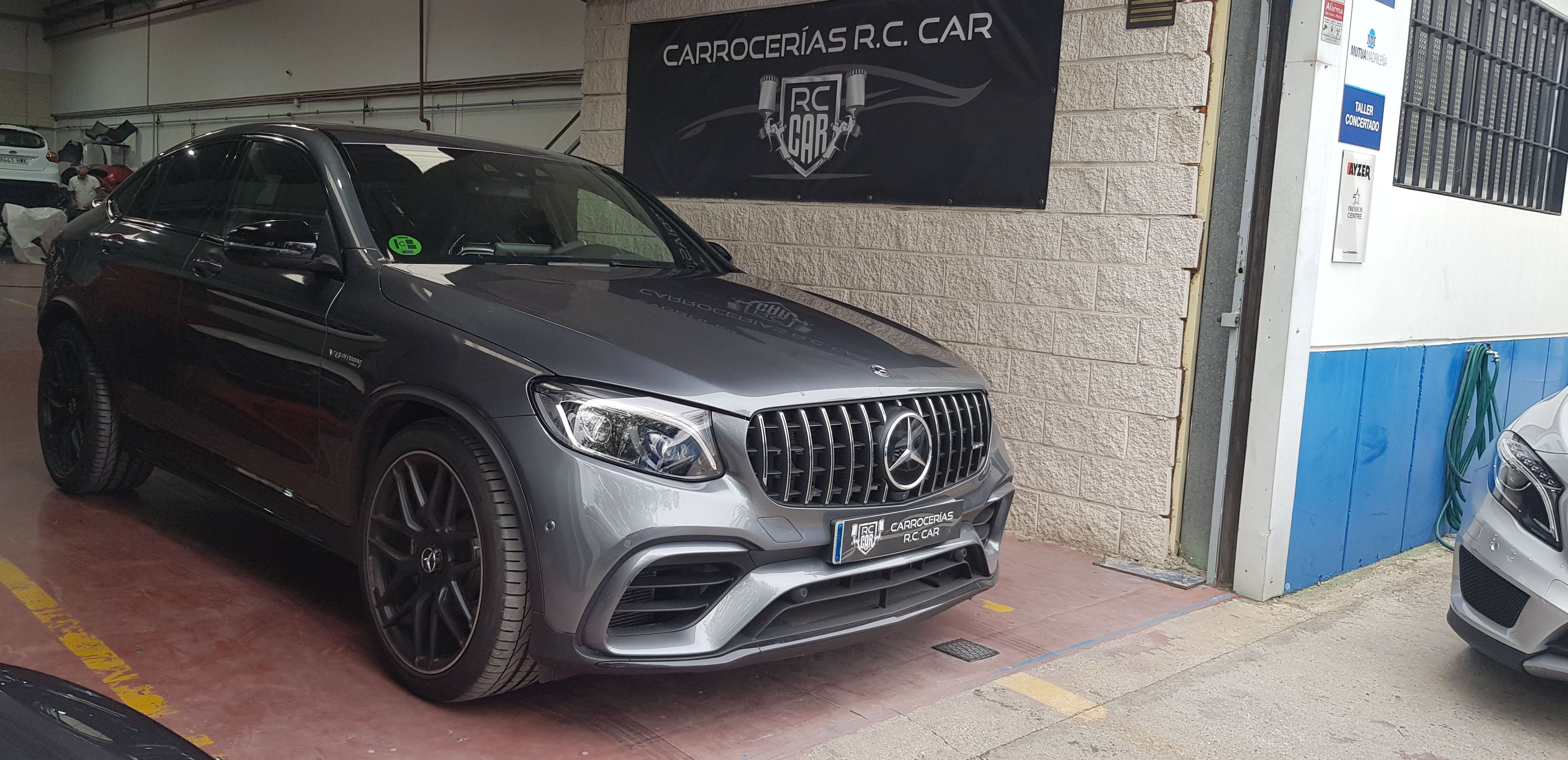 Mercedes GLC AMG EDITION 1