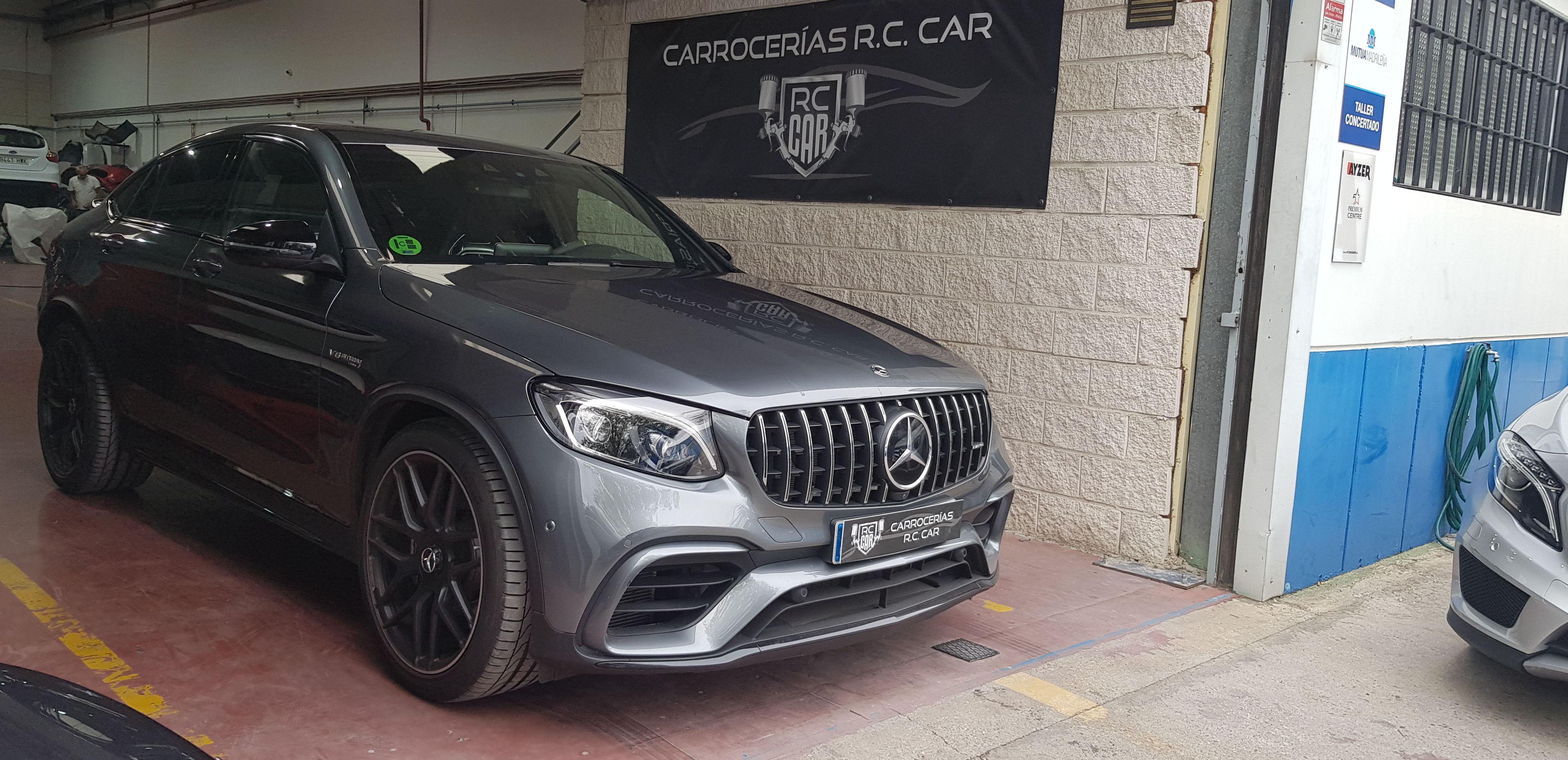 Mercedes GLC AMG EDITION 1