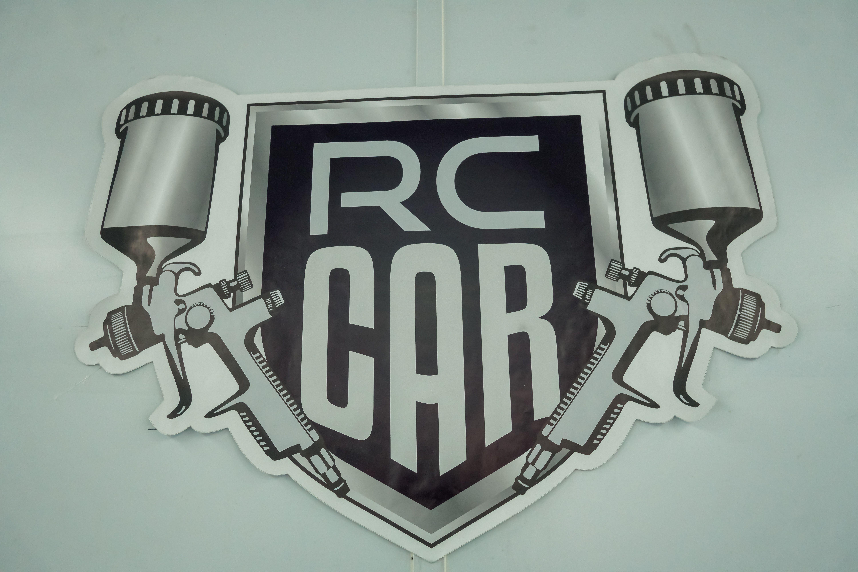 Logo CARROCERÍAS RC CAR