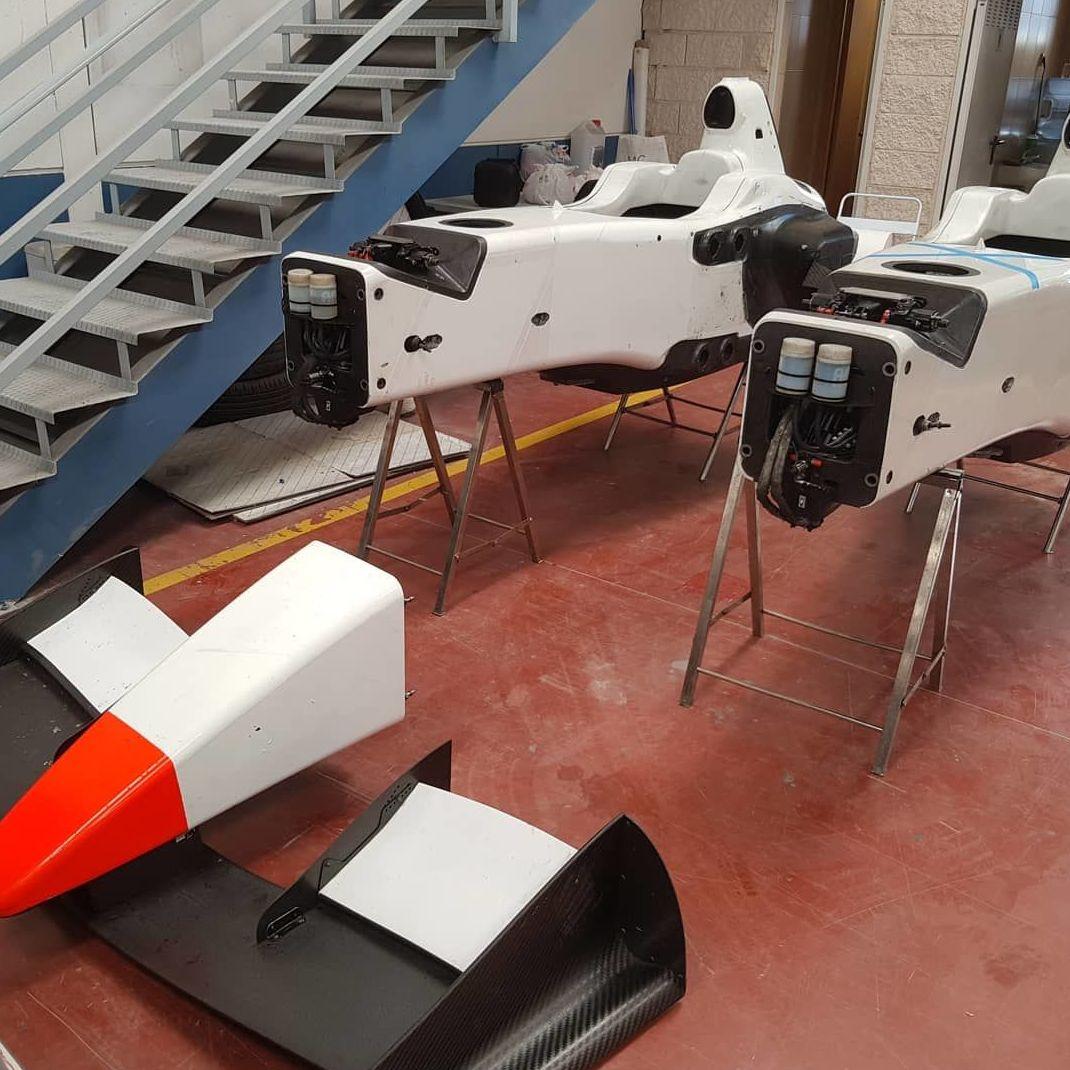 Trabajo realizado para TEO MARTIN MOTORSPORT Formula 1 REDBULL