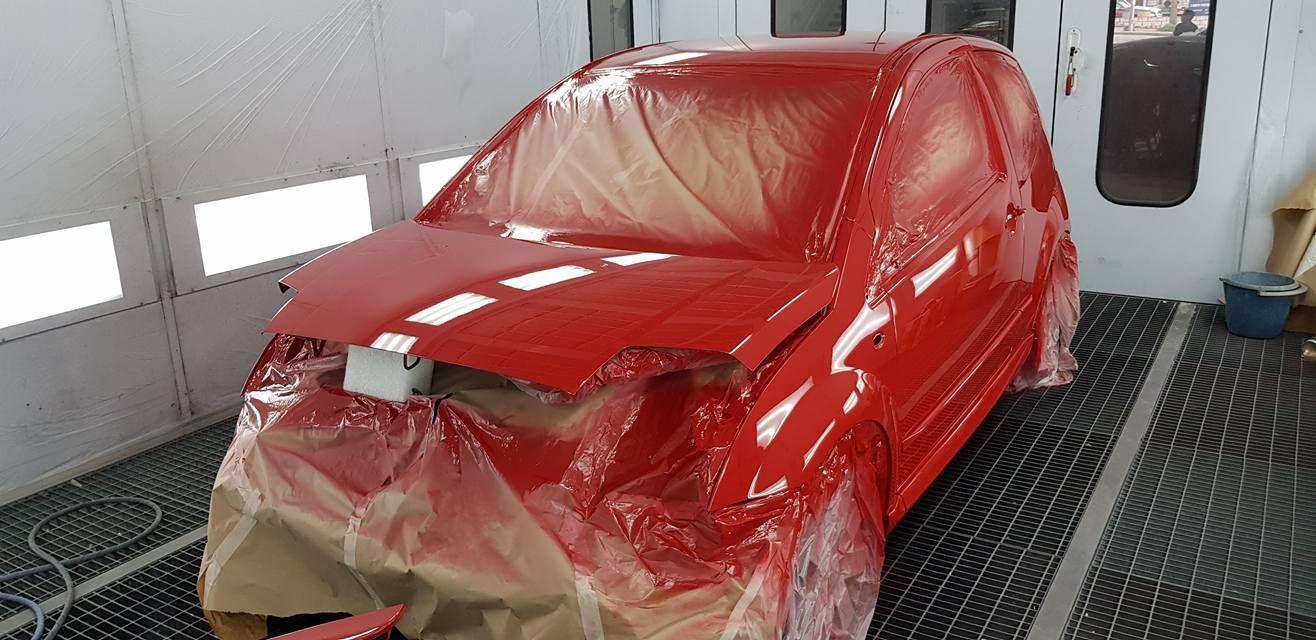 Pintamos tu coche completo en Mejorada del Campo