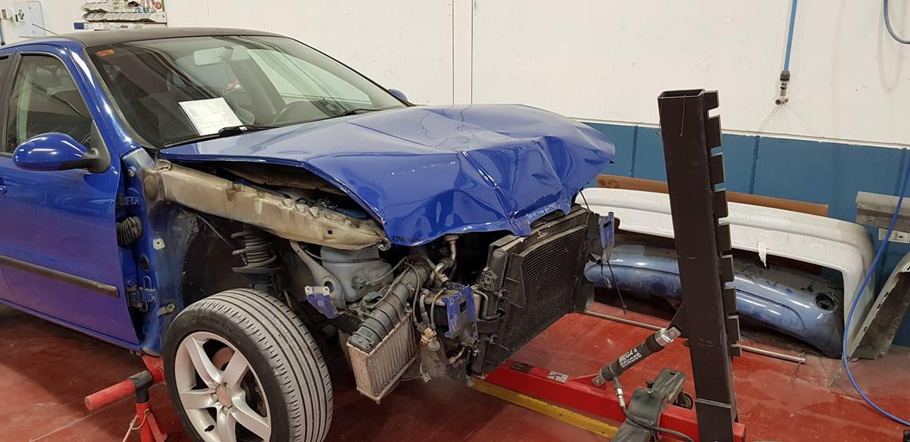 Arreglamos la chapa de tu vehículo en Mejorada del Campo