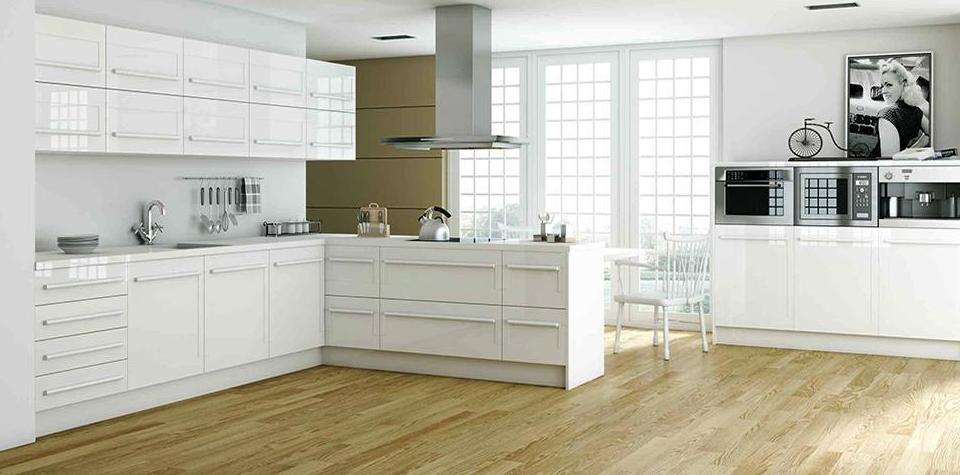 Electrodomésticos y muebles de cocina en Vitoria-Gasteiz