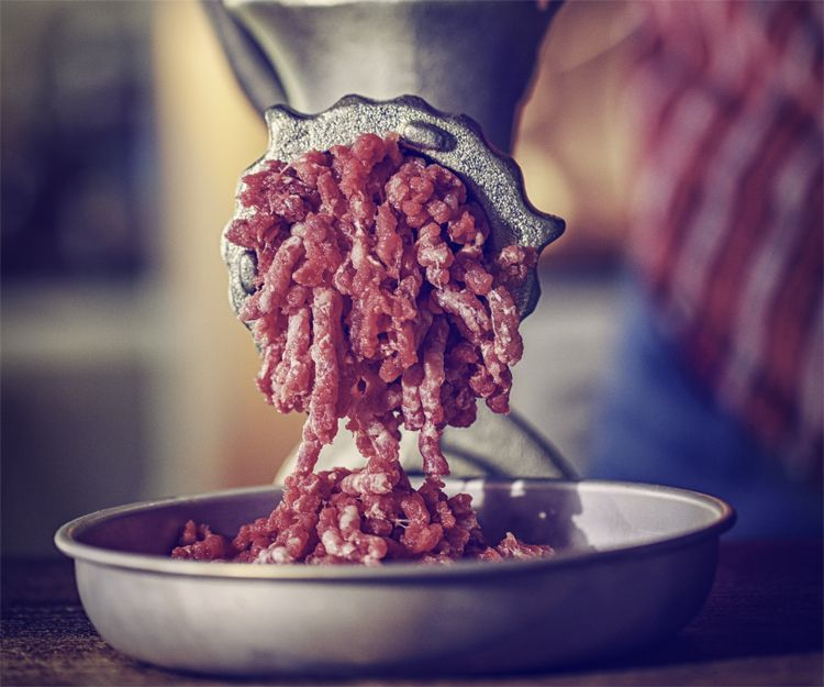Venta de carne picada en Badajoz