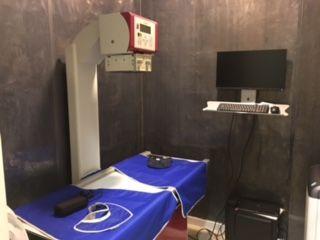 Diagnóstico por imagen y laboratorio propio