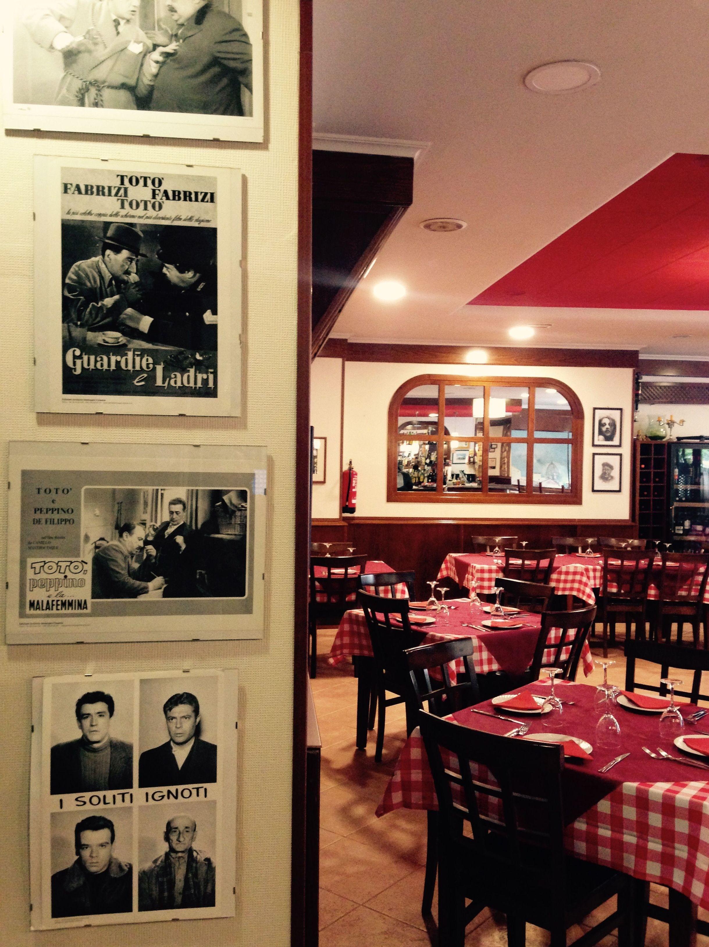 Foto 9 de Restaurante italiano en Aldaia | RESTAURANTE PIZZERIA L'ITALIANO