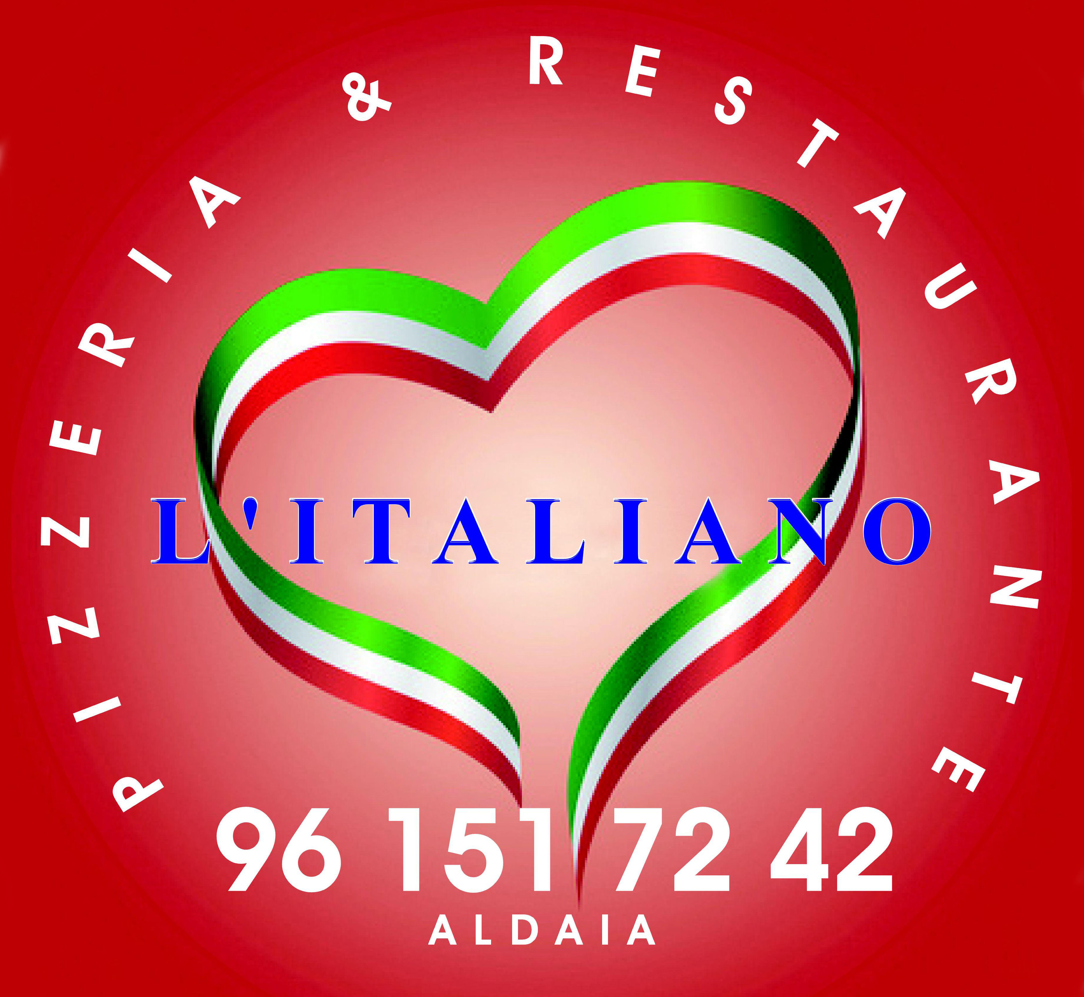Foto 1 de Restaurante italiano en Aldaia | RESTAURANTE PIZZERIA L'ITALIANO