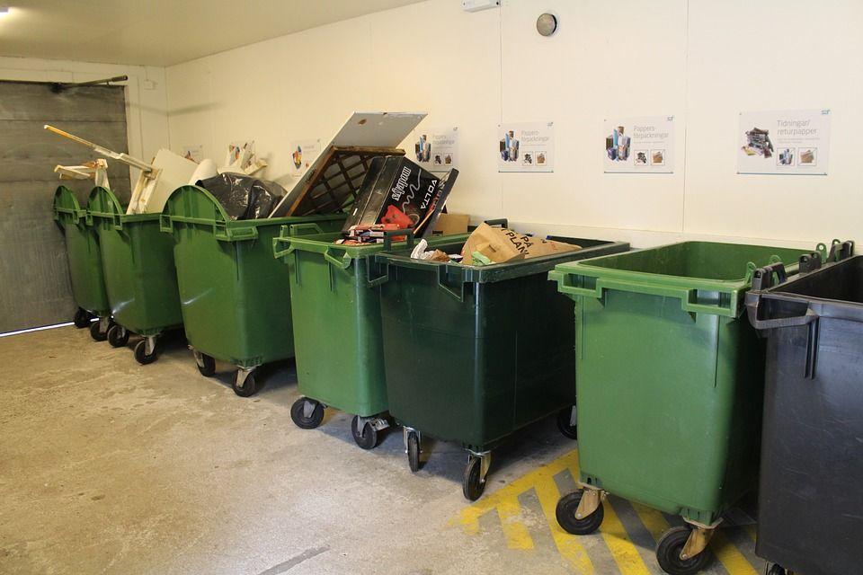 Gestión de residuos en Navarra