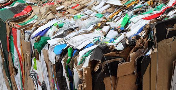Foto 8 de Reciclaje de residuos en Andoain | Urkiondo Ekolur