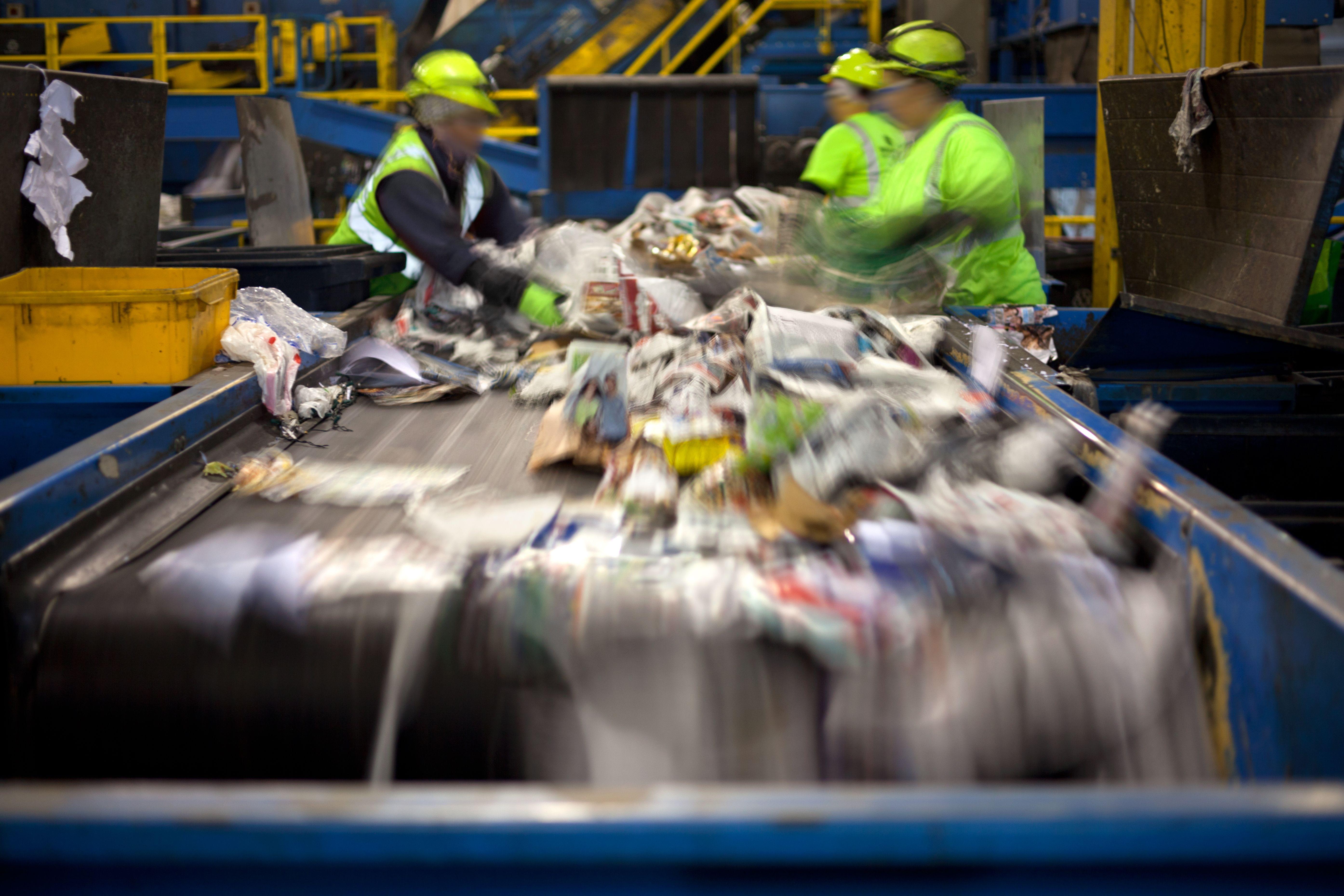 Gestión de residuos: Productos de Urkiondo Ekolur