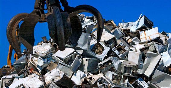 Foto 7 de Reciclaje de residuos en Andoain | Urkiondo Ekolur