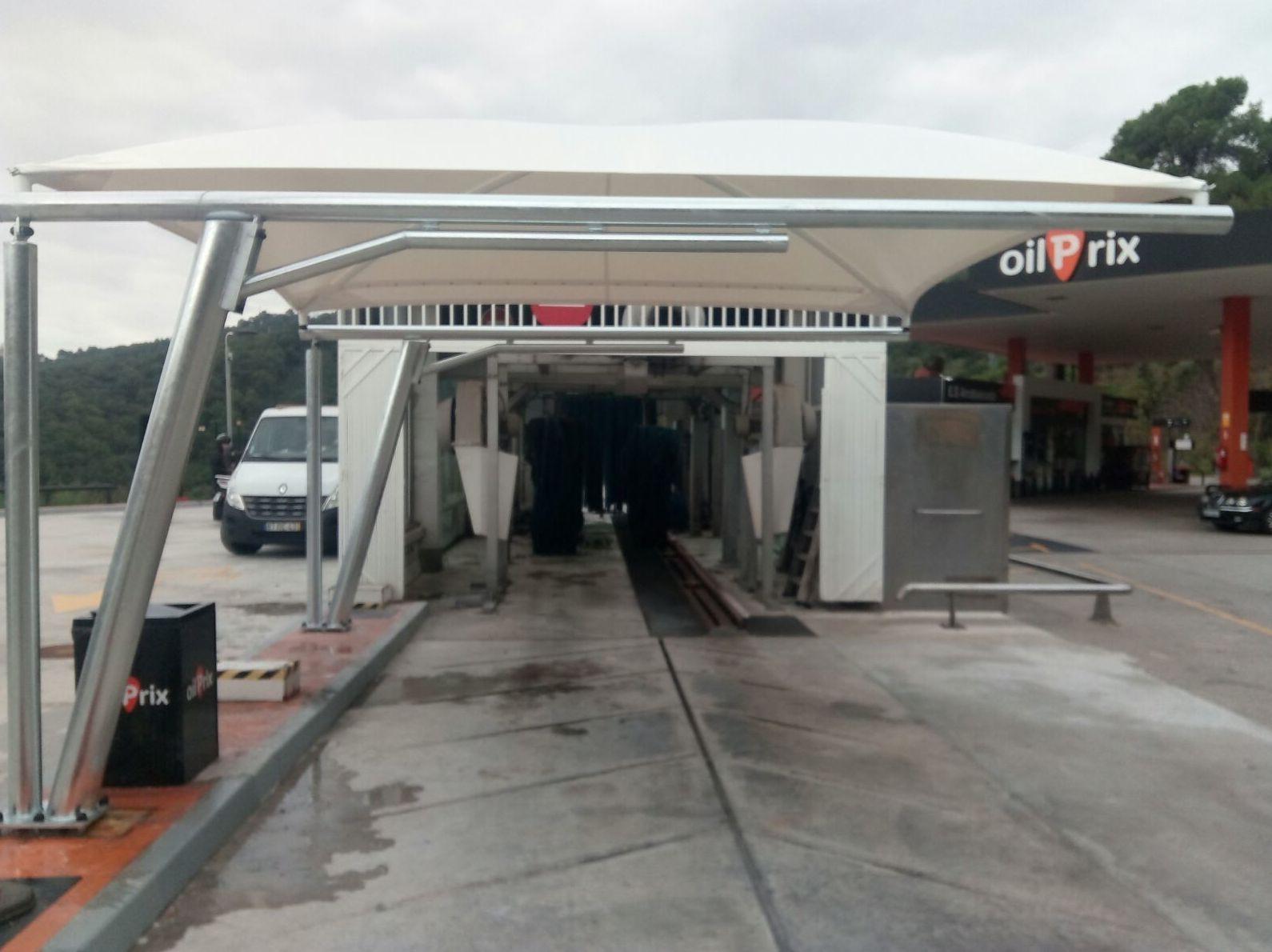 Carpas estructurales en Málaga