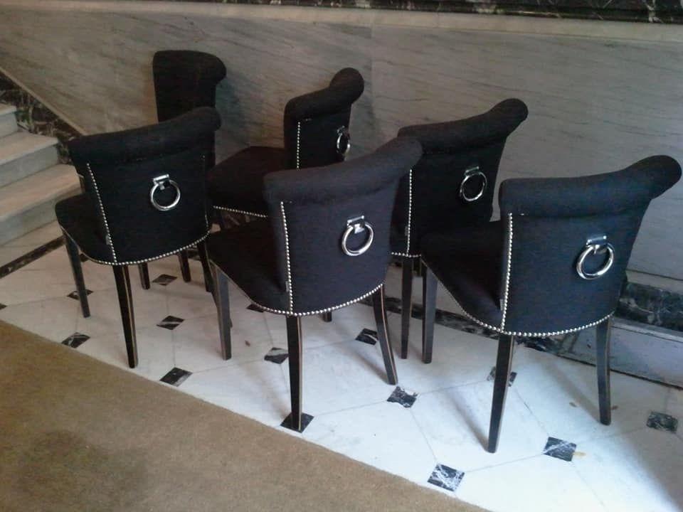 Tapizado de sillas para eventos en Fuencarral, Madrid