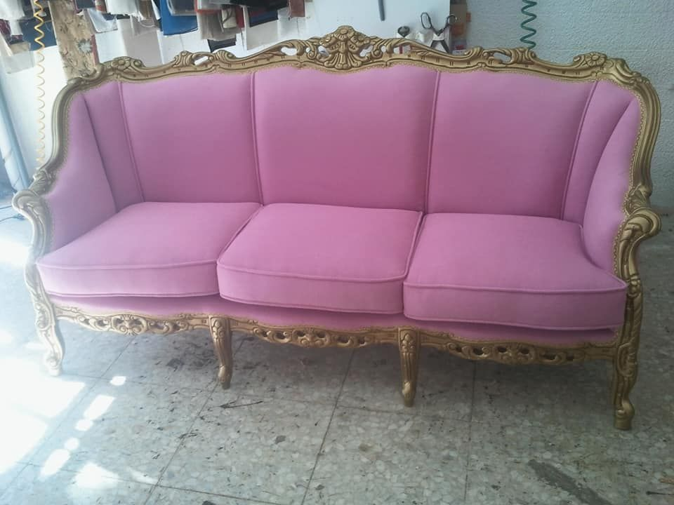 Tapizado de sillones en Fuencarral, Madrid