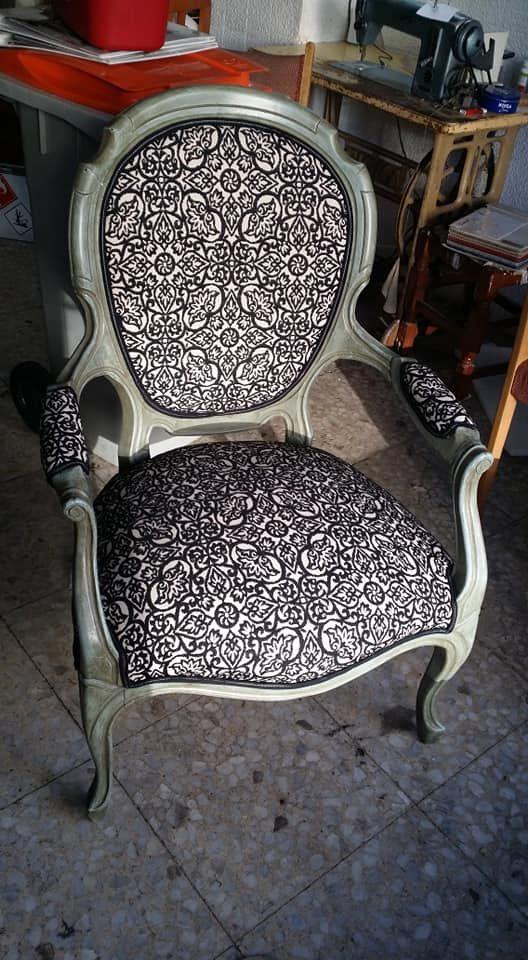 Tapizado de sillas antiguas en Fuencarral, Madrid
