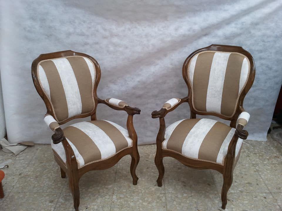 Tapizado de sillas y sillones en Fuencarral, Madrid