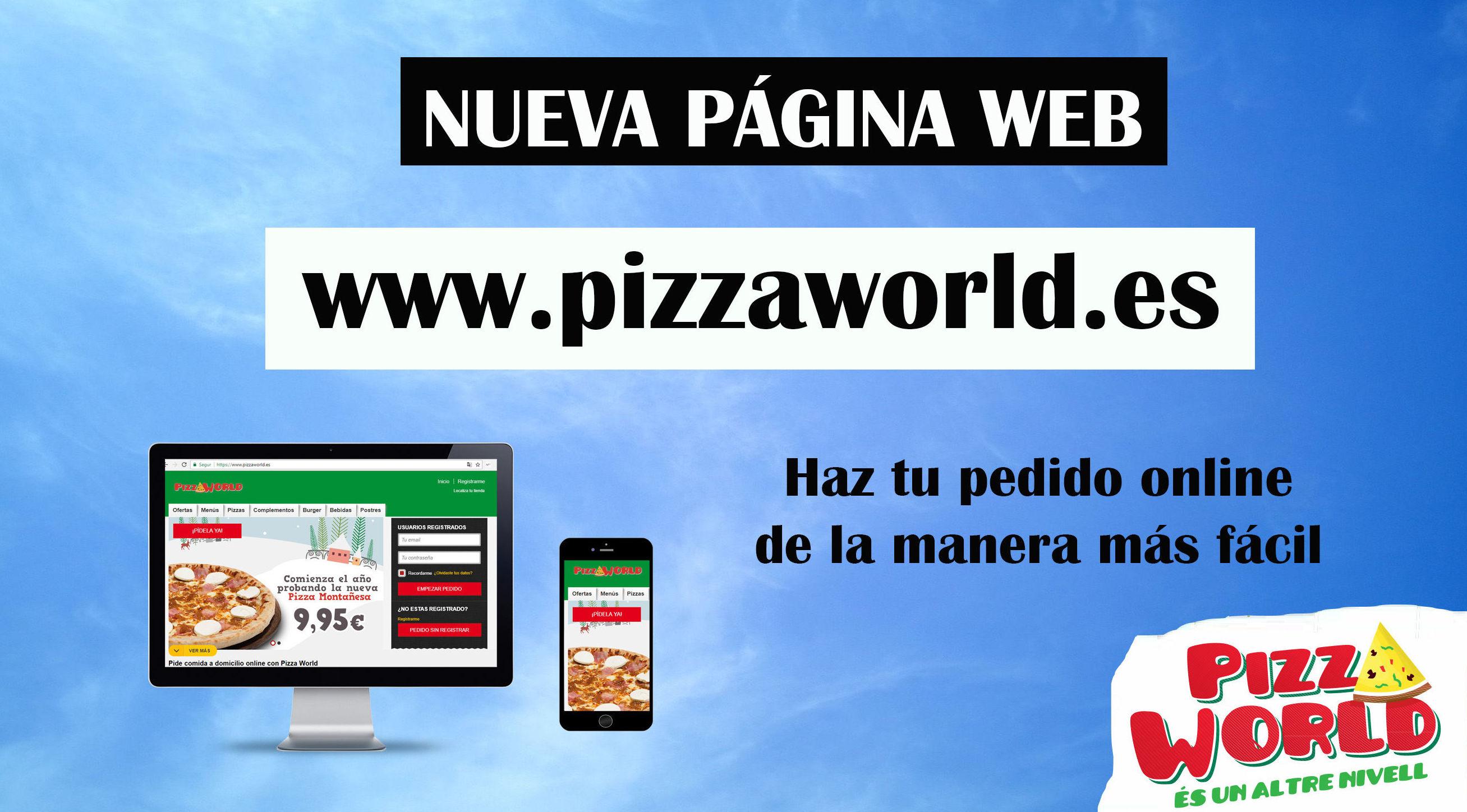 Foto 1 de Restaurante en Sant Boi de Llobregat | Pizza World