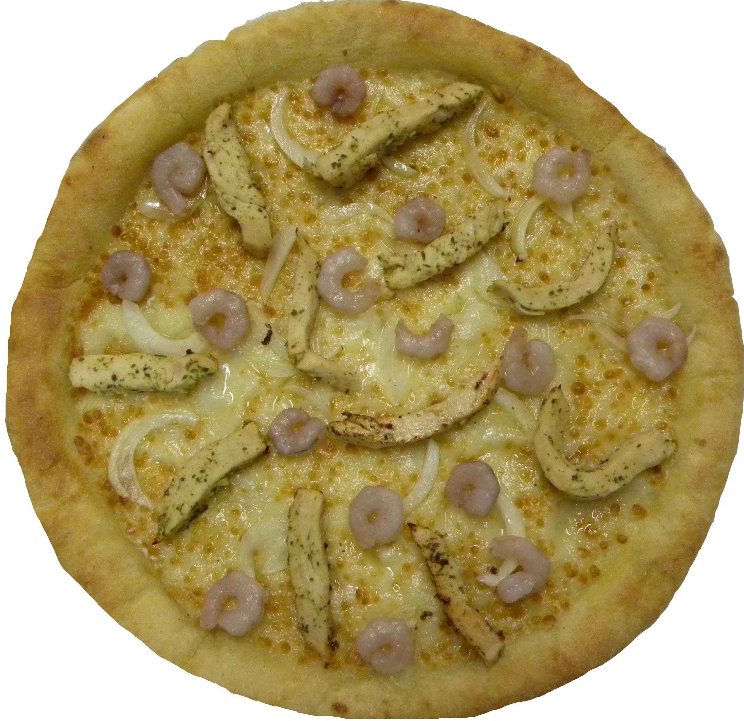 Pizza Gamba World