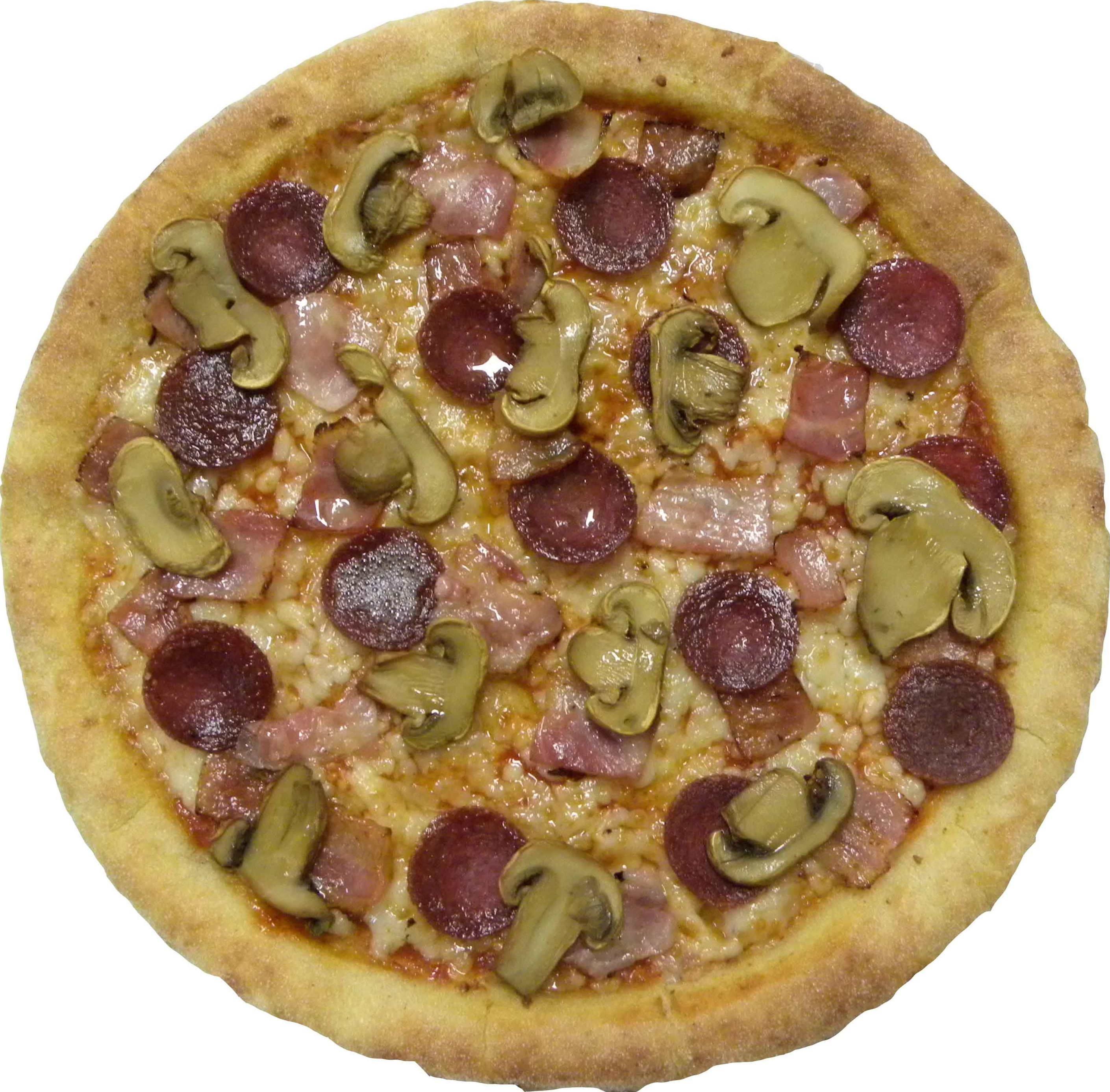 Pizza Piamontesa