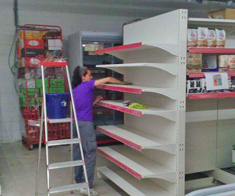 Limpieza de supermercados en Cádiz