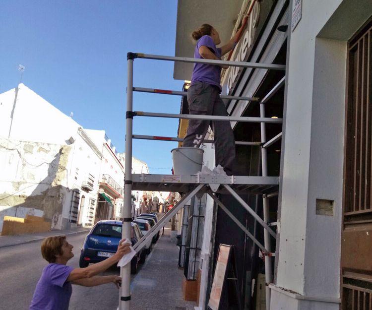 Profesionales de limpieza en Cádiz