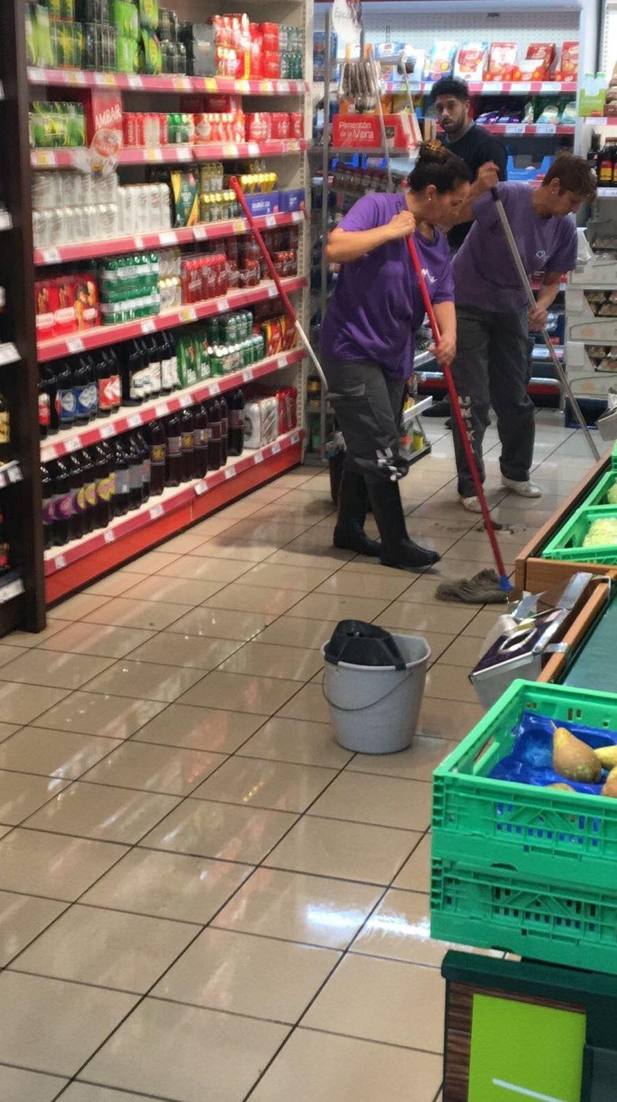 Foto 2 de Limpiezas en Jerez de la Frontera | Limpiezas Unika