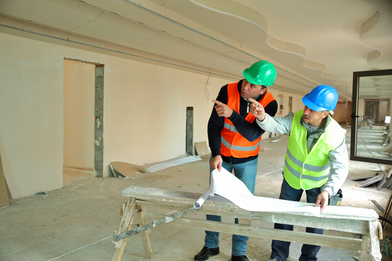 Rehabilitación de edificios: Servicios de Comercial Bolaños Suárez