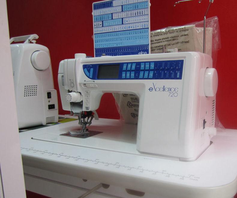 Venta y reparación de máquinas de coser