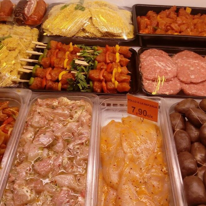 Preparados: Productos de Casa Rafa Carnicería Charcutería