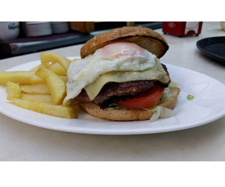 Hamburguesas especiales