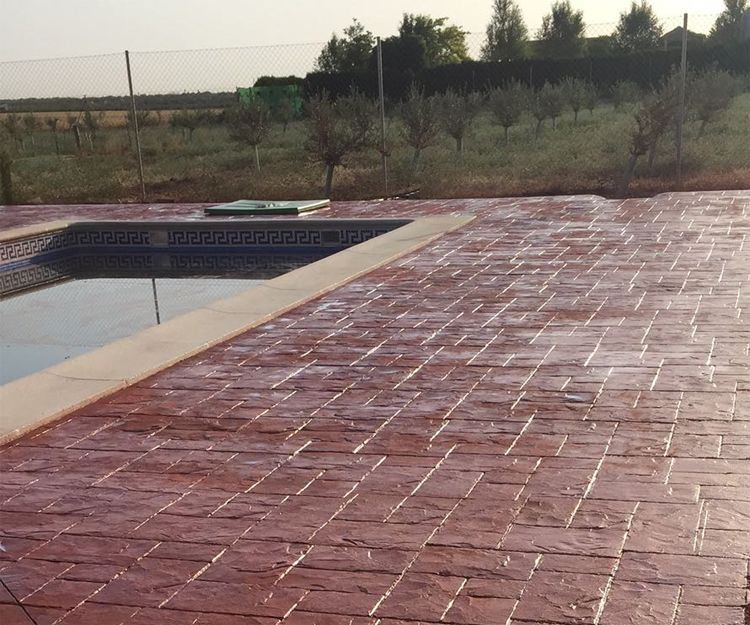 Pavimentos industriales en Castilla La Mancha