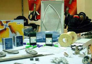 Accesorios para maquinaria industrial de confección: Productos y servicios de Sercovalls 2002