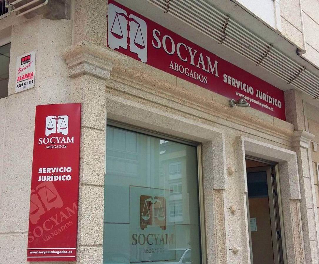 Foto 2 de Abogados en Ferrol   SOCYAM Abogados
