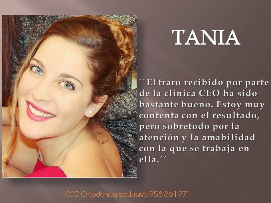 TESTIMONIO TANIA