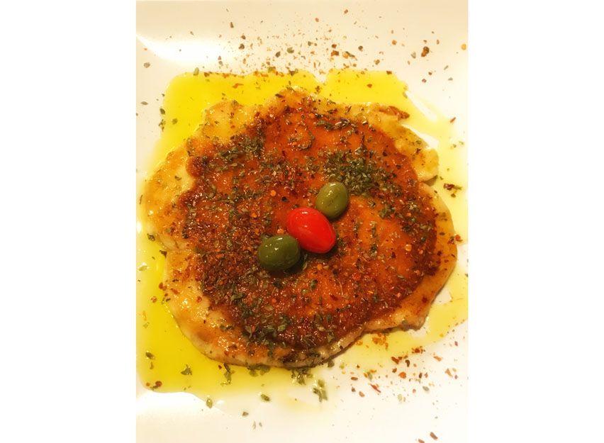Provoleta en nuestro restaurante argentino en Málaga