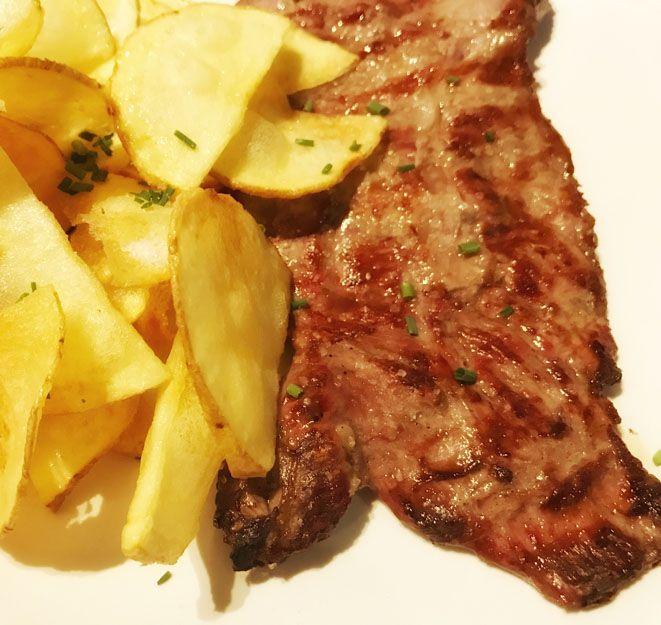 Entraña en nuestro restaurante argentino en Málaga