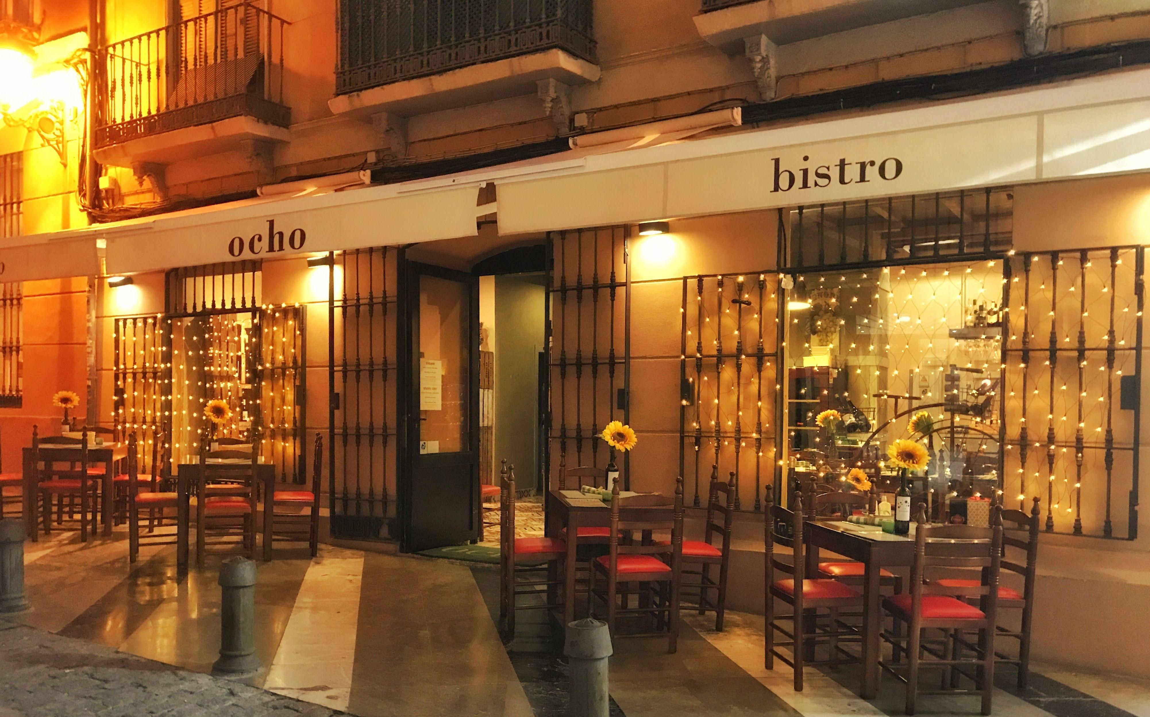 Foto 16 de Restaurante en Málaga | Ocho