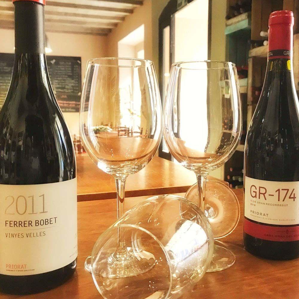 Vinos de copeo /Wines by glass: Carta de Ocho