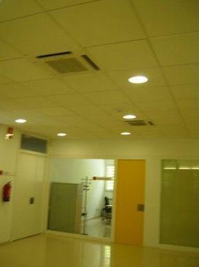 Sistema de climatización de empresas
