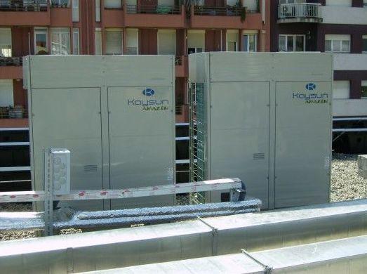Venta de aire acondicionado industrial