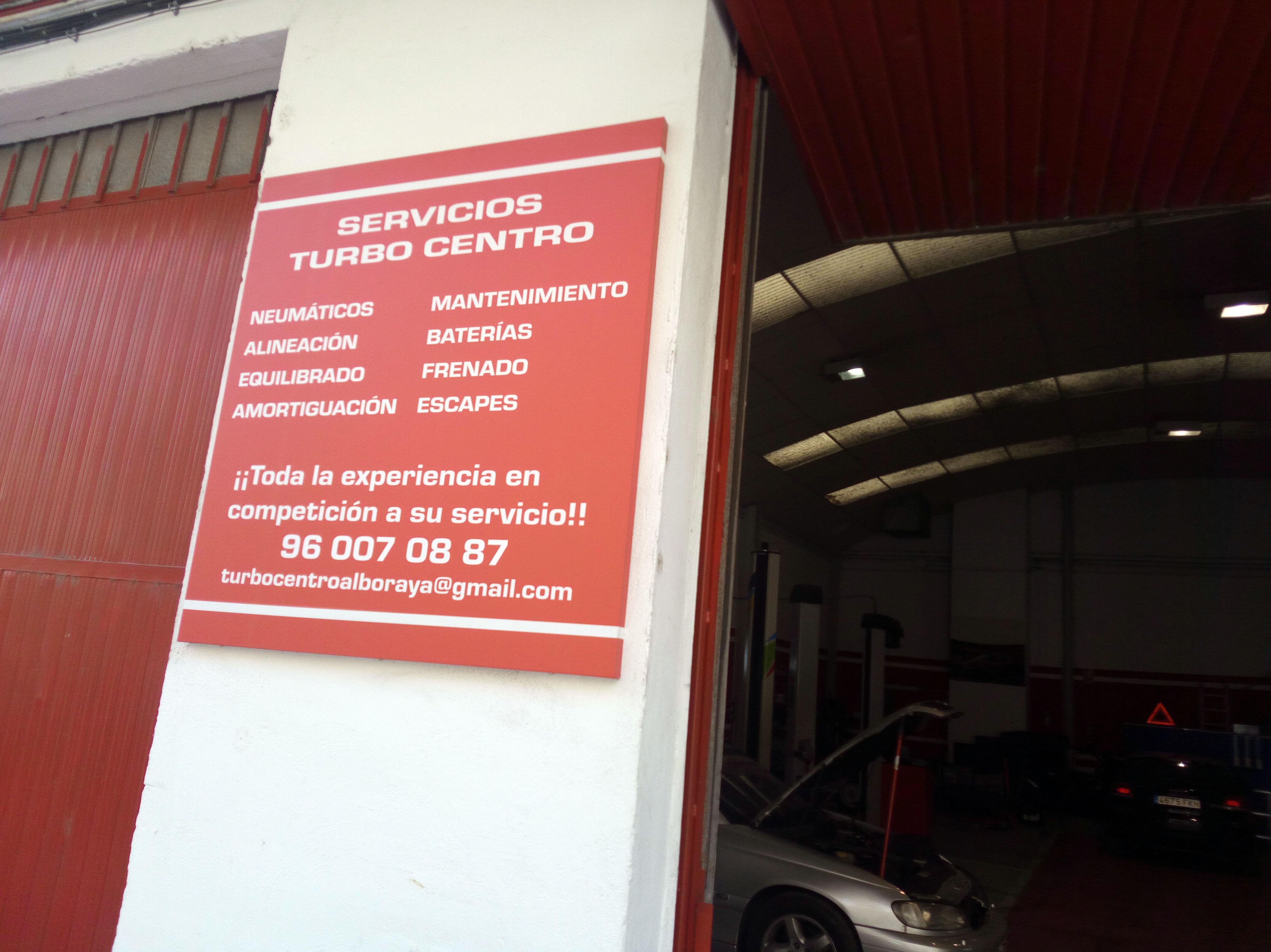 Mecánica rápida en Alboraya