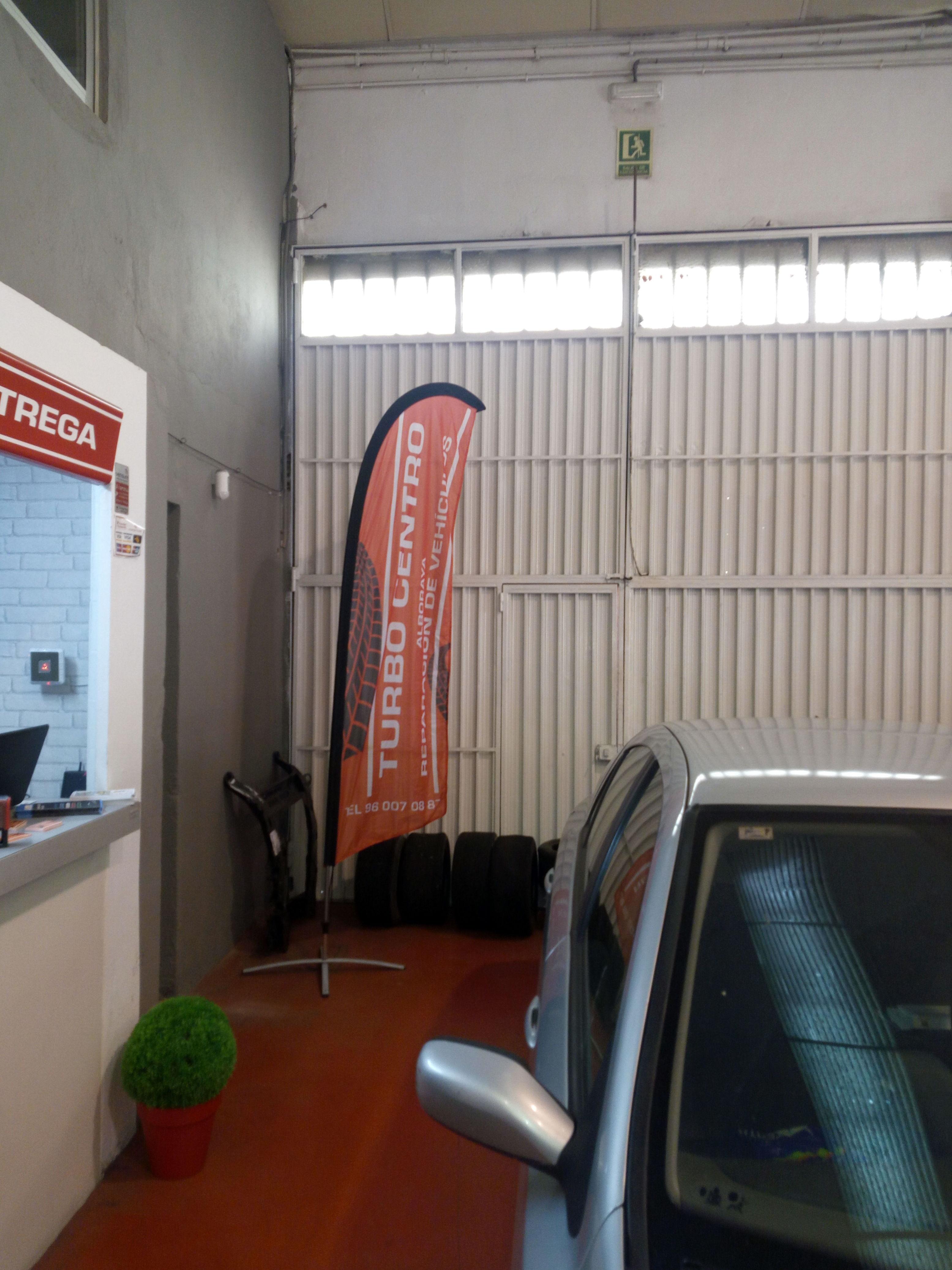 Revisiones y mantenimiento del automóvil en Turbo Centro, Alboraya