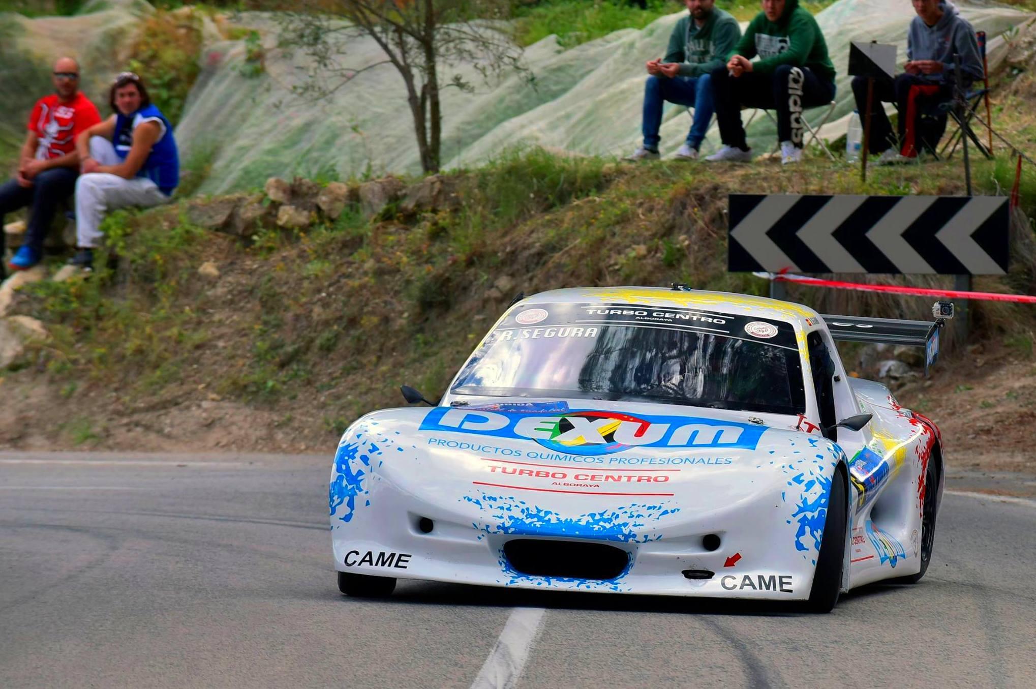 El equipo Turbo Centro Alboraya consigue el cuarto puesto en la primera carrera del campeonato.