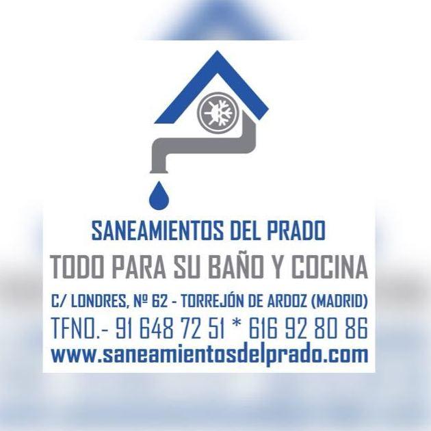 Fontaneros en Torrejón de Ardoz / Saneamientos del Prado