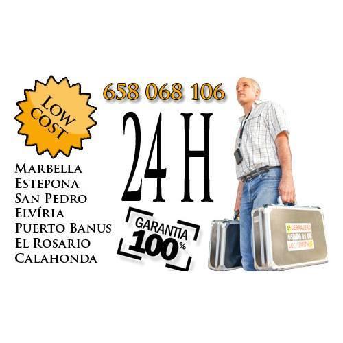 Apertura de casas: Servicios de Cerrajero Locksmith Marbella
